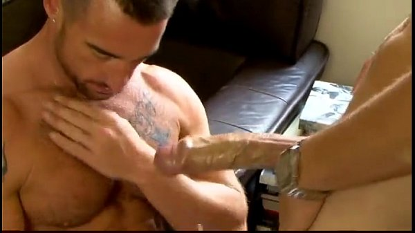 Gay Big Dick Blowjob
